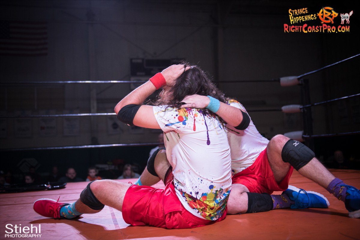 31 MM KRAZYKIDS RCP49 RIGHTCOASTPRO WRESTLING DELAWARE