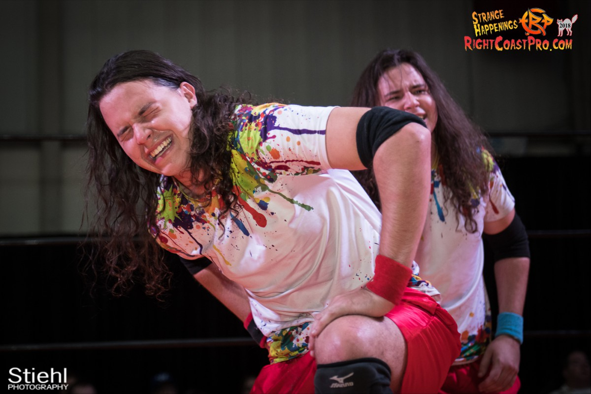 32 MM KRAZYKIDS RCP49 RIGHTCOASTPRO WRESTLING DELAWARE