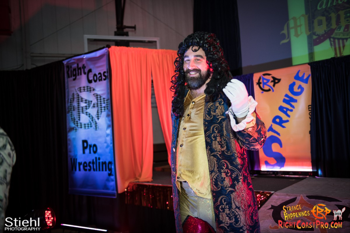 4 MM KRAZYKIDS RCP49 RIGHTCOASTPRO WRESTLING DELAWARE
