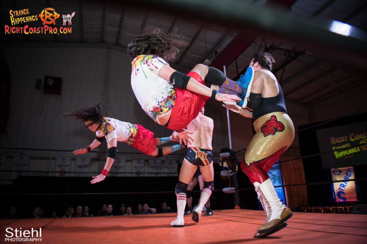 6 MM KRAZYKIDS RCP49 RIGHTCOASTPRO WRESTLING DELAWARE