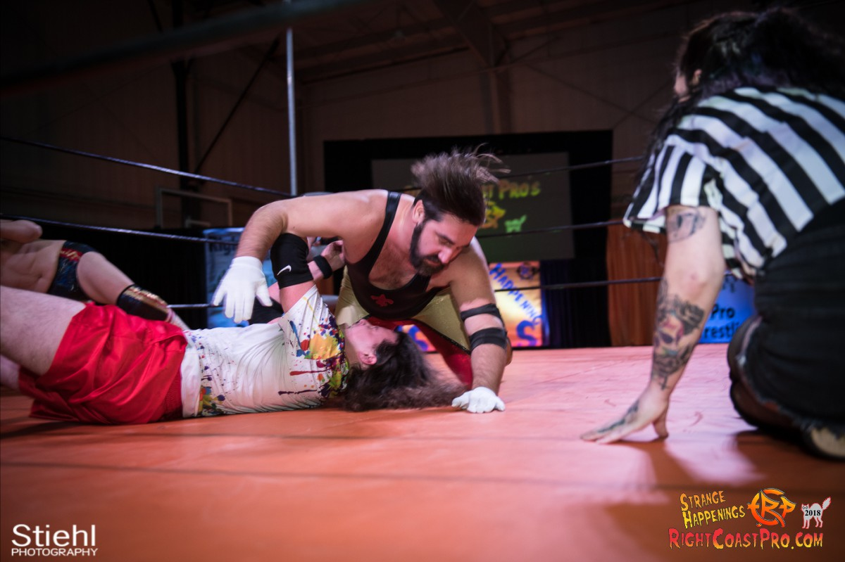 7 MM KRAZYKIDS RCP49 RIGHTCOASTPRO WRESTLING DELAWARE