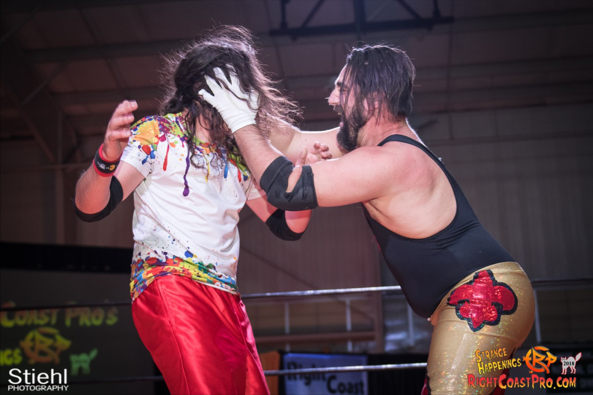 9 MM KRAZYKIDS RCP49 RIGHTCOASTPRO WRESTLING DELAWARE