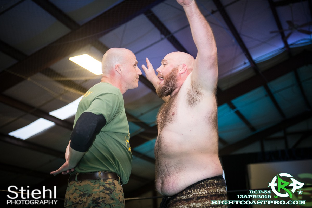 RCP54 15 sergeant Intensity RightCoastProWrestlingDelaware