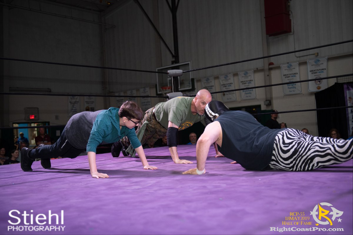 RCP55 10 sgt intensity hof RightCoastProWrestlingDelaware