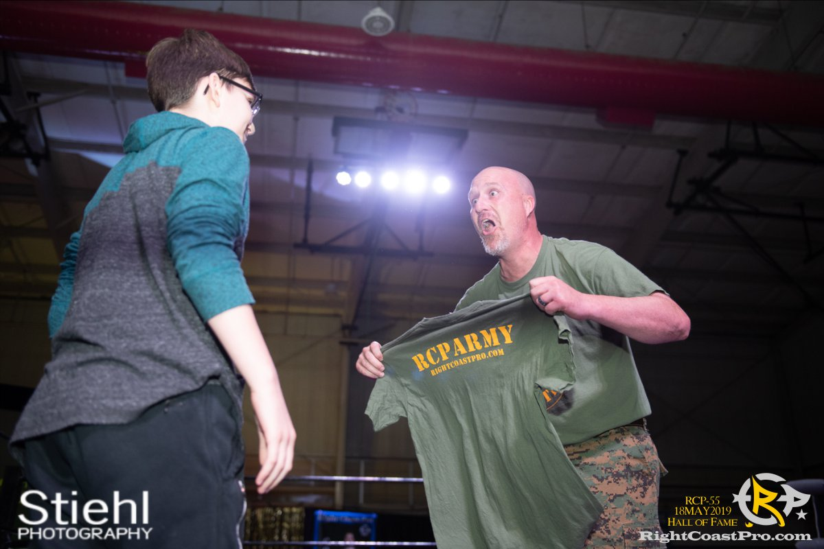 RCP55 13 sgt intensity hof RightCoastProWrestlingDelaware