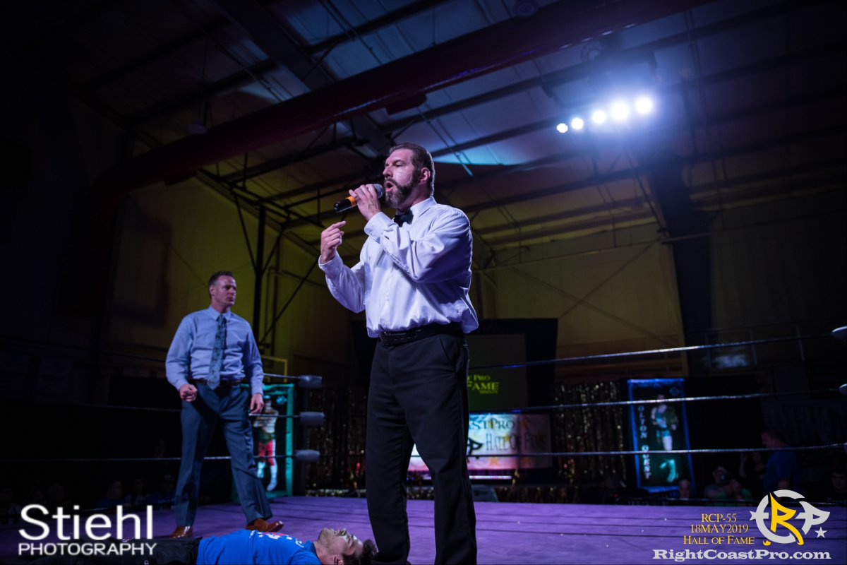 RCP55 12 god hof RightCoastProWrestlingDelaware