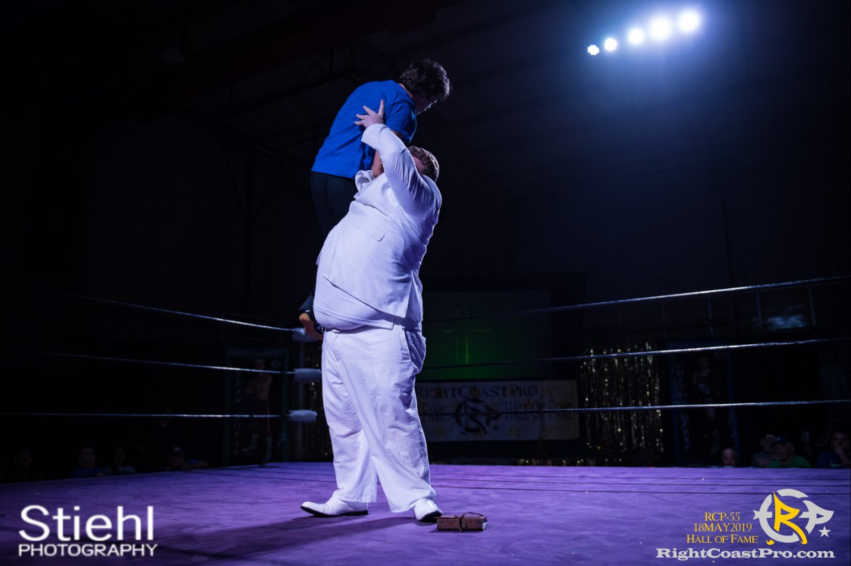 RCP55 3 god hof RightCoastProWrestlingDelaware