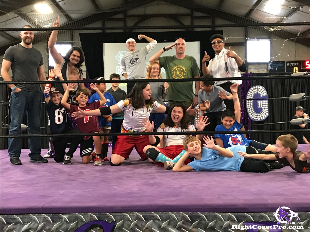 RCP58 1 Birthday Homecoming RightCoastProWrestlingDelaware