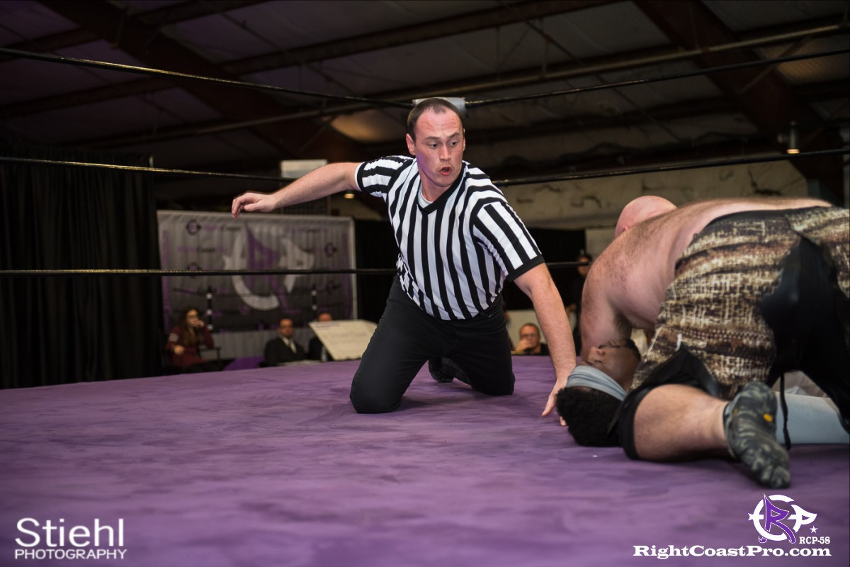 RCP58 12 Neph Profit Homecoming RightCoastProWrestlingDelaware