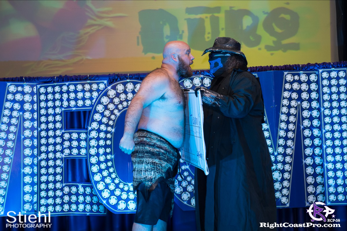 RCP58 3 Neph Profit Homecoming RightCoastProWrestlingDelaware