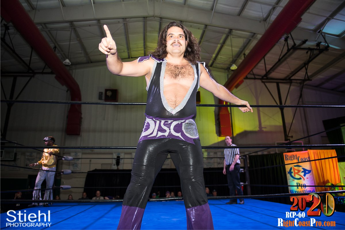 RCP60 DiscoInjury2 RightCoast ProWrestling Delaware