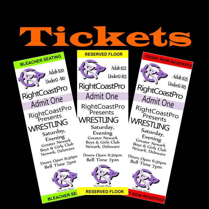 Item 1 Tickets