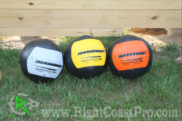 Dynamax Medballs RightCoastPro Delaware Entertainment Sports Events