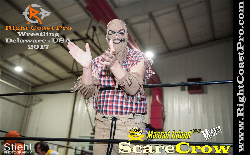 scarecrow 2017 rightcoast pro wrestling roster